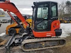Excavator-Mini For Sale 2018 Kubota KX057-4R3A , 47 HP