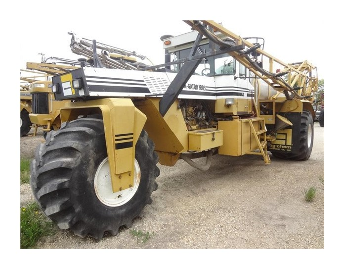 1993 Terra-Gator 1803 Floater/High Clearance Spreader For Sale