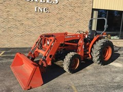 Tractor For Sale 2000 Kubota L4610HST