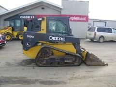 Skid Steer-Track For Sale 2014 John Deere 319D