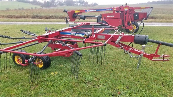 2014 New Holland PROROTOR 3114 Hay Rake For Sale