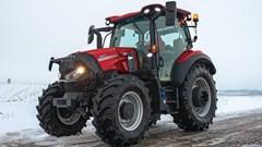 Tractor For Sale 2021 Case IH VESTRUM 130 ACTIVEDRIVE 8