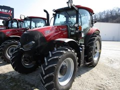 Tractor For Sale 2021 Case IH MAXXUM 125 ACTIVEDRIVE4 ST5