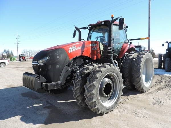 2020 Case IH MAGNUM 250 AFS CONNECT Tractor For Sale