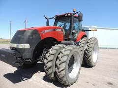 Tractor For Sale 2017 Case IH MAGNUM 310 CVT , 310 HP