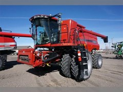Combine For Sale 2017 Case IH 7240 , 403 HP