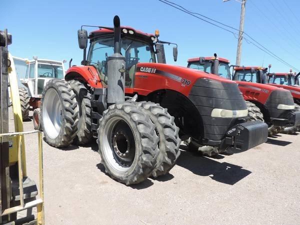 2016 Case IH MAGNUM 310 CVT Tractor For Sale