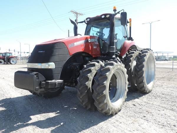 2017 Case IH MAGNUM 340 Tractor For Sale