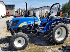 Tractor For Sale 2010 New Holland T4020 , 64 HP