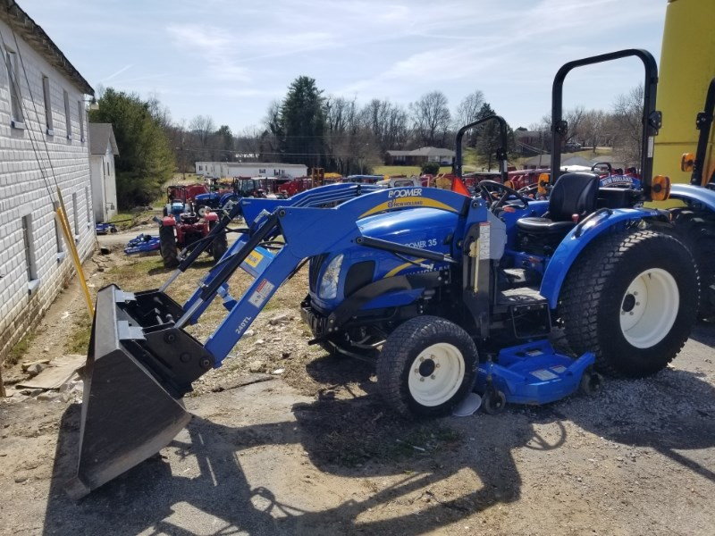 2012 New Holland BOOMER 35 Tractor - Compact Utility For Sale