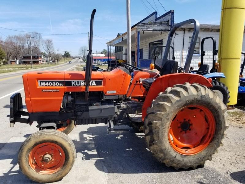 1990 Kubota M4030SU Tractor For Sale