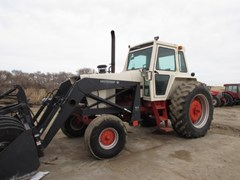 Tractor For Sale 1977 Case 1370 , 158 HP