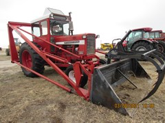 Tractor For Sale International 656 Hydro
