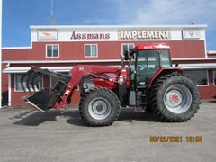Tractor For Sale 2006 McCormick MTX 120 MFD