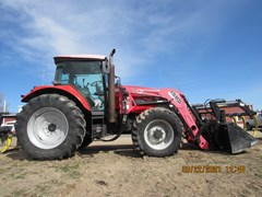 Tractor For Sale 2013 McCormick MTX 120 MFD , 118 HP