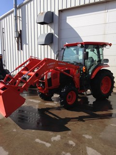 Tractor - Compact Utility For Sale 2018 Kubota L5460HSTC , 54 HP