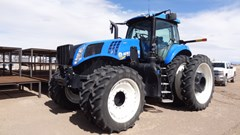 Tractor For Sale 2019 New Holland T8.350 , 280 HP
