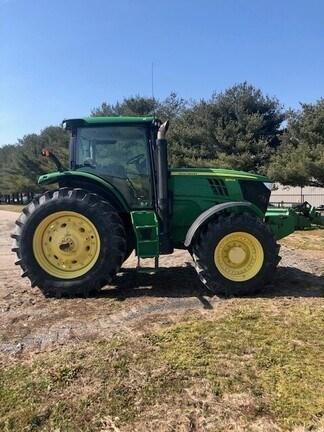 2014 John Deere 6190R Tractor - Row Crop For Sale