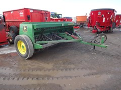 Grain Drill For Sale John Deere 450