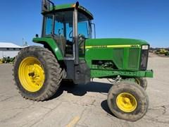 Tractor - Row Crop For Sale 1999 John Deere 7710 , 155 HP