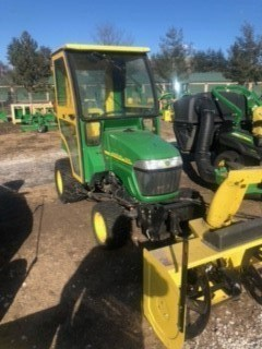 Tractor - Compact Utility For Sale:  2008 John Deere 2305 , 24 HP