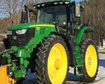 Tractor - Row Crop For Sale: 2018 John Deere 6155RH, 155 HP