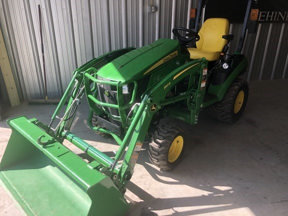 2019 John Deere 1025R Tractor - Compact Utility For Sale
