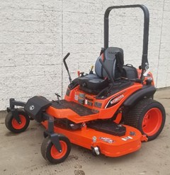 Zero Turn Mower For Sale 2021 Kubota ZD1211L-3-72