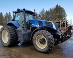 Tractor - Row Crop For Sale: 2014 New Holland T8 275, 235 HP