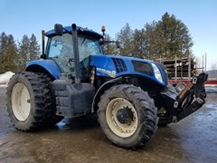 Tractor - Row Crop For Sale:  2014 New Holland T8 275 , 235 HP