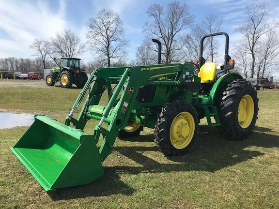 2018 John Deere 5075E Tractor - Utility For Sale