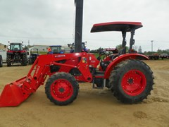 Tractor For Sale 2013 Kubota M6060D , 60 HP