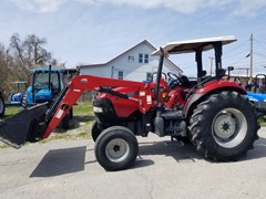 Tractor For Sale 2004 Case IH JX75 R2L , 75 HP