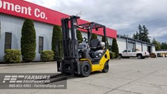 Fork Lift/Lift Truck For Sale 2021 Komatsu FG18HTU-20