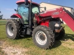 Tractor For Sale 2010 Case IH Puma 125 , 125 HP
