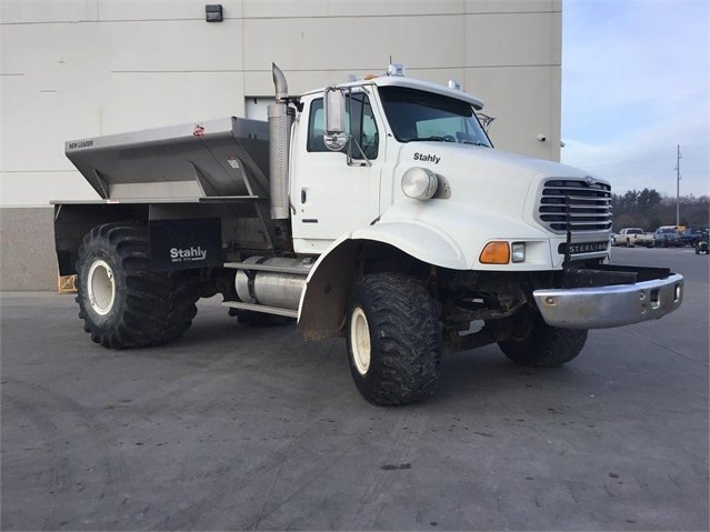 2005 Stahly  Floater/High Clearance Spreader For Sale