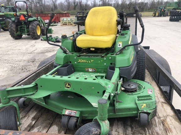 2012 John Deere Z930A Zero Turn Mower For Sale
