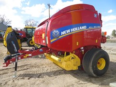 Baler-Round For Sale 2021 New Holland Roll-Belt 560 Specialty Crop Plus