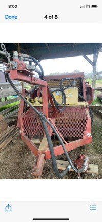 2012 Other DB2LP Manure Spreader-Dry/Pull Type For Sale
