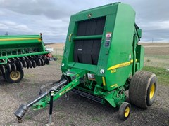 Baler-Round For Sale 2011 John Deere 468