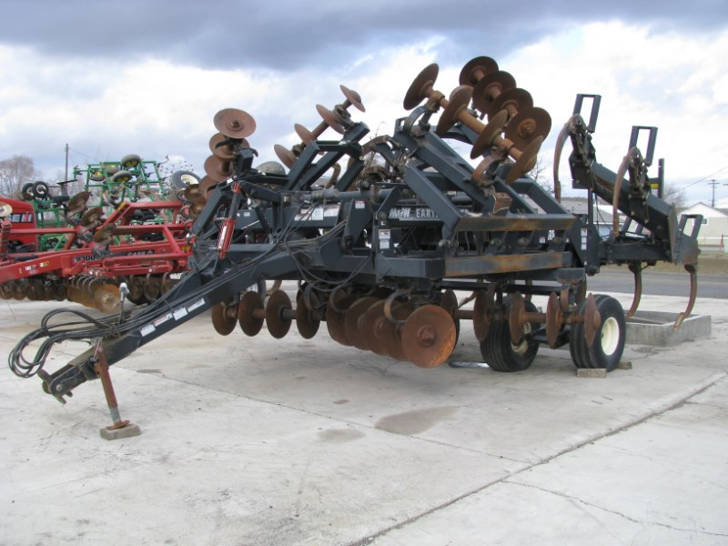 M & W Earthmaster 2500 Disk Ripper For Sale