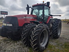 Tractor For Sale 1999 Case IH MX270 , 270 HP