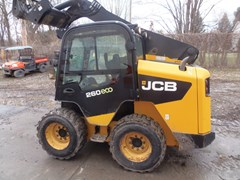 Skid Steer For Sale 2017 JCB 260 , 74 HP