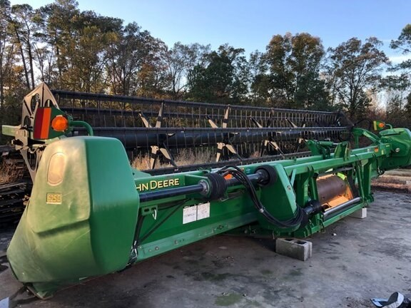 2009 John Deere 625D Header-Draper/Rigid For Sale