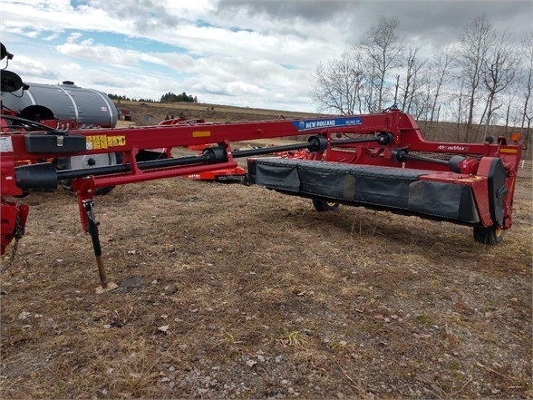 2014 New Holland 313 Windrower-Pull Type For Sale