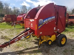 Baler-Round For Sale 2019 New Holland RB450 UTILITY