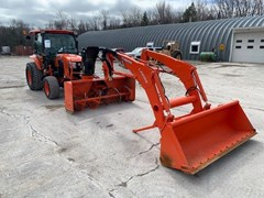 Tractor For Sale 2014 Kubota L6060HSTC