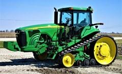 Tractor - Track For Sale 2004 John Deere 8520T