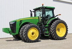 Tractor - Row Crop For Sale 2020 John Deere 8320R , 320 HP