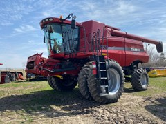 Combine For Sale 2012 Case IH 7120